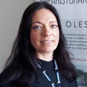 Miisa Uski - VYRA - viherrakentaja